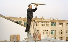 Xiaoxiao Xu photographed and interviewed men in rural Chinese villages who have huge dreams of flight.