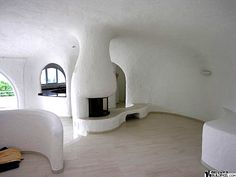 Earth House 2 (Lostorf, Switzerland) Location: Lostorf, Switzerland Architect: Peter Vetsch Purpose: private house