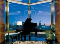 The Most Expensive Hotel Suites in the World - Condé Nast Traveler  Ty Warner Penthouse Suite at Four Seasons Hotel, New York, NY From $45,000 a night.....