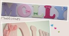 Giant Wall Letters