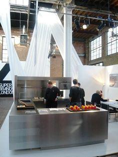 valcucine kitchens in london