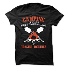 CAMPING T Shirts, Hoodies. Check price ==► https://www.sunfrog.com/Outdoor/CAMPING-.html?41382 $21