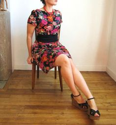 Peony fleurie - Colette patterns