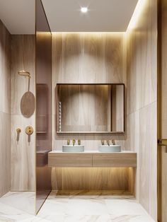 You can read this article to know some of the best bathroom lighting ideas and other tips that you have to know to make a good lighting scheme for your bathroom. Best Bathroom Lighting, Bathroom Ceiling Light, Bathroom Wall Decor, Bathroom Styling, Bathroom Interior Design, Bathroom Flooring, Modern Interior, Bathroom Ideas, Bathroom Organization