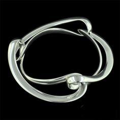 Georg Jensen Sterling Silver Infinity Bracelet