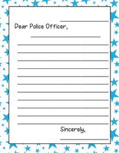 Police Officer thanks