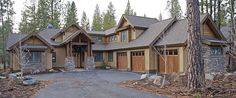 4 Bed Mountain Craftsman Beauty - 54210HU | Craftsman, Mountain, Vacation, Exclusive, Luxury, Photo Gallery, 1st Floor Master Suite, 2nd Floor Master Suite, Bonus Room, CAD Available, Den-Office-Library-Study, PDF, Split Bedrooms | Architectural Designs