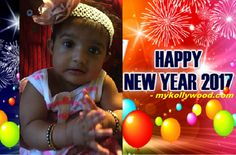 2017 Wish You Happy New Year mykollywood.com