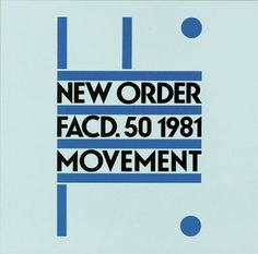 New Order - Movement [1981]
