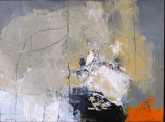 ♒ Art in the Abstract ♒  modern painting - Jean Francois Provost