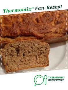 Fitness Bananenbrot Deluxe Fitness Banana Bread Deluxe by Der_Eber. A Thermomix ® recipe from the category baking sweet www.de, the Thermomix ® community. Meat Recipes, Slow Cooker Recipes, Crockpot Recipes, Baking Recipes, Cookie Recipes, Dessert Recipes, Desserts, Drink Recipes, Cake Mix Cookies