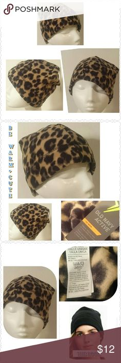 JUST IN TIME FLEECE BEANIE PERFORM LIFE IN THE COLD BUT STAY POSH CUTE,   EASY CARE FOR THE BUSY YOU,  DONT LET THE HEAT LEAVE YOY,   THIS BEANIE TRAPS IT. Good idea Right Old Navy Accessories Hats