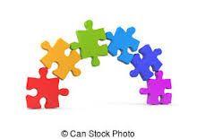 """Résultat de recherche d'images pour """"dessins de formes de puzzles"""""""