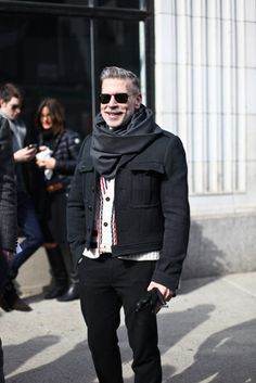 Fashion Icon: Nick Wooster