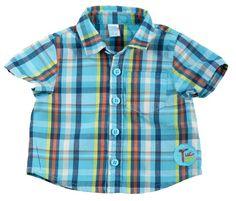 43322 Camisa  http://www.tuctuc.com/es/store/moda-infantil/camisa-cuadros-blue-sea