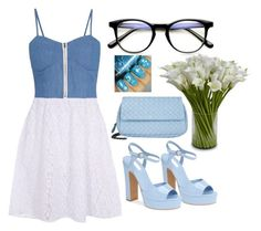 """""""#41"""" by riozannat ❤ liked on Polyvore"""