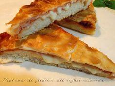 Pizza parigina - ricetta classica