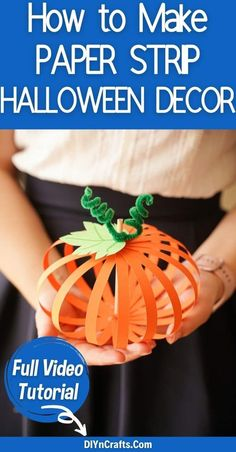 Grab the paper and glue to make this adorable paper pumpkin, paper bat, or paper spider to add to your Halloween decorations! These cute paper crafts for Halloween are sure to be tons of fun for kids of all ages. #PaperPumpkin #PaperBat #PaperSpider #Halloween #PaperCrafts #HalloweenCrafts Toddler Crafts, Kids Crafts, Crafts To Make, Halloween Activities For Kids, Halloween Kids, Paper Bat, Spider Crafts, Easy Art Projects, Easy Paper Crafts