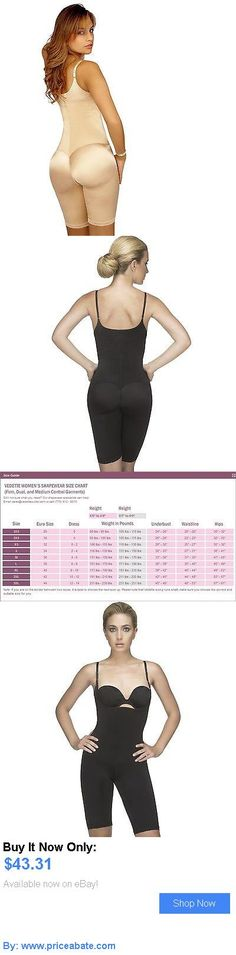 Women Shapewear: Faja Colombiana Vedette Re/104 Firm/Compression Mid-Thigh Full Body Shaper Mujer BUY IT NOW ONLY: $43.31 #priceabateWomenShapewear OR #priceabate
