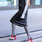 Купить или заказать Платье Double Grey в интернет магазине на Ярмарке Мастеров. С доставкой по России и СНГ. Материалы: шерсть, трикотаж шерсть, платье из…. Размер: S M L XL XXL
