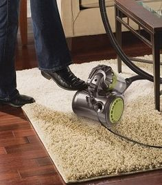 EUREKA AIREXCEL COMPACT NO LOSS OF SUCTION CANISTER VACUUM, 990A