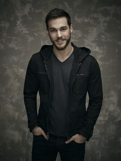 """Containment Limited Series Event: Chris Wood as """"Jake"""""""