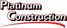 It has been great having Cody and Platinum Construction help us with our home so we didn't have to worry about a thing