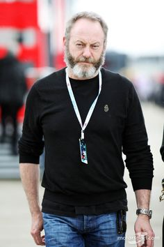 (Game of Thrones, Doctor Who) Liam Cunningham, Hairy Hunks, Doctor Who, Gentleman, Daddy, Handsome, Hollywood, Actors, Play