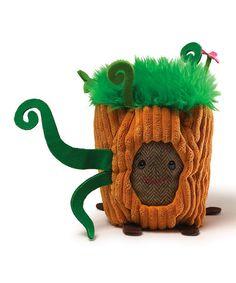 Love this Stump Plush Toy on #zulily! #zulilyfinds