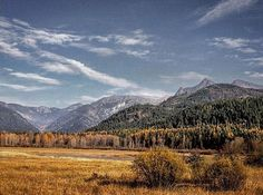 So much land so much open space to go explore. This is Fall outside of Libby the Cabinet Wilderness area.  Photo by @ashleyshaw24 #Montana #Fall #MtBigSkySeries by mtbigskyseries