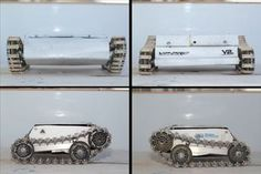 Picture of How to make custom and strong tank tracks for very cheap.