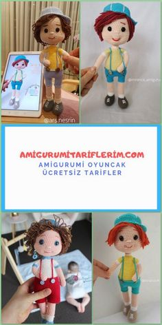 Amigurumi Cinnamon Baby Recipe – My Amigurumi Recipes – Gift Ideas Crochet Amigurumi Free Patterns, Crochet Doll Pattern, Crochet Dolls, Amigurumi For Beginners, Cat Amigurumi, Crochet For Kids, Toys For Boys, Teddy Bear, Baby
