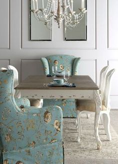 Shabby Chic Kendall Dining Table