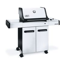 Weber Spirit SP-310 stainless steel propane gas grill.  $549