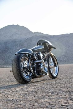 Indian reveals custom Black Bullet Scout | MCN