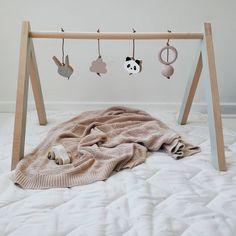 Arche d'éveil Liewood - Couverture Garbo & Friends www.roseandcabbage.com