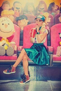 Fashion Brand, Disney Characters, Fictional Characters, Campaign, Retro, Disney Princess, Art, Art Background, Fashion Branding