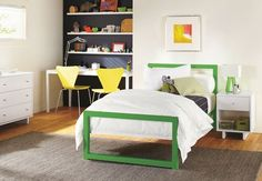 After the Crib: 15 Twin Beds for Big Kids | Apartment Therapy