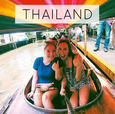 Explore Thailand with A Girl & Her GoPro //