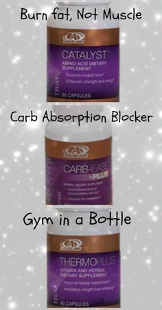 I love my Catalyst   https://www.advocare.com/14014438