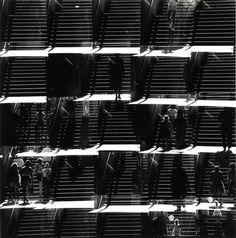 stairschicago59-920: by Ray K. Metzker. Currently subject of exhibit at the Getty in Los Angeles.
