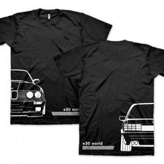 BMW E30 T-shirt | Clothing, Shoes & Accessories, Men's Clothing, T-Shirts | eBay!