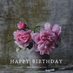 happy birthday helen flowers