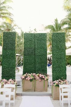 Gorgeous Miami Wedding Under the Stars - MODwedding