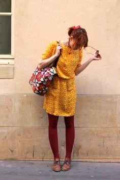 Slanelle Style - Blog mode, musique, DIY, deco, food: Let the sunshine in