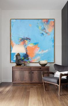 CZ ART DESIGN - Hand Painted Palette Knife Contemporary painting canvas art #L64A. Palette Knife Painting, Painting Canvas, Canvas Art, Abstract Paintings, Texture Art, Texture Painting, Oversized Wall Art, Minimalist Painting, Pictures To Paint