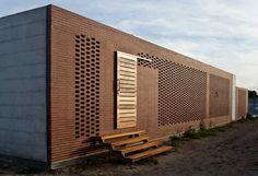 Obra: De blau i blanc  Arquitecto: Silvia Alonso de los Ríos