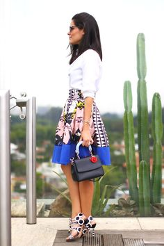 São Paulo Fashion Week Street Style | Stefany