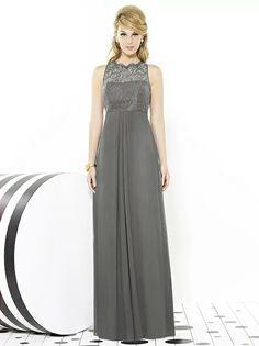 After Six Bridesmaids Style 6722 http://www.dessy.com/dresses/bridesmaid/6722/#.VqEyCvkrKUk