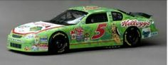 """Terry Labonte  """"the grinch car"""""""